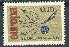 FINLANDIA EUROPA cept 1965 Sin Fijasellos MNH