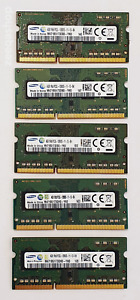 Samsung Kingston Hynix Micron 4GB 8GB 16GB PC3L-12800 DDR3 laptop,notebook RAM