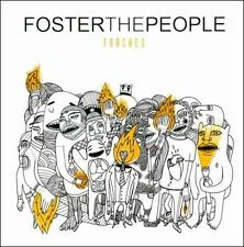 FOSTER THE PEOPLE Torches w Pumped Up Kicks & Helena Beat NEW CD Smims & Belle
