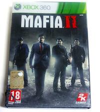MAFIA II STEELBOOK - EDIZIONE LIMITATA LIMITED 2 XBOX 360 5026555252287