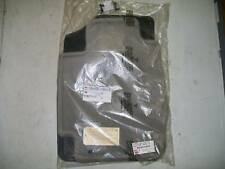 NEW OEM TOYOTA CAMRY GRAY( STONE ) FLOOR MATS AND CLIPS