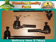 2 OUTER TIE ROD END SET FOR GMC JIMMY SONOMA 4WD 98-04 ISUZU HOMBRE 4WD 98-00