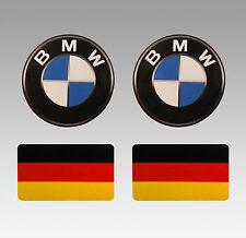 2 x BMW 2 x Germany Autocollant/Sticker moto motorcycle SEULEMENT ICI!