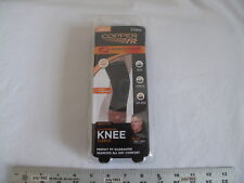 (1) NEW CopperFit Compression Knee Sleeve X-LARGE Therapeutic XL Copper Fit (Z)