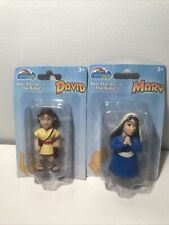 Bible Toys - Real Stories from the Bible: Mary&David  Figurine