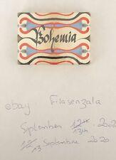 Boemia Deck Playing Cards UUSI