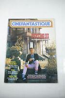 Cinefantastique Film Magazine Psycho III 1986 Vol.16 No. 1 Z: Very Good (WR6)