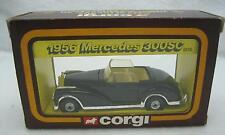 1983 CORGI '56 MERCEDES 300SC 1:38 NEW