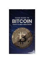 1 Oz Copper bitcoin copper round Cold Storage Crypto Currency