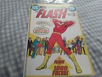 The Flash #218 VG/FN 5.0 Neal Adams Art