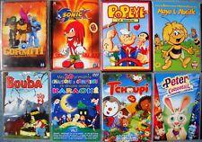 13 x  DVD Paket Sammlung - Animation Frankreich Kinderfilm Zeichentrick
