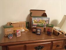Lot of Hallmark Kiddie Car Classics- Kc's Garage Accessories
