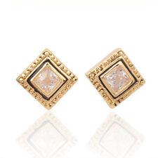 Rhinestone Lab-Created/Cultured Unbranded Fashion Jewellery