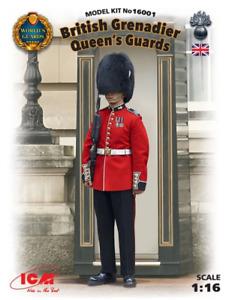 ICM 1:16 British Grenadier Queens Guards, #ICM16001