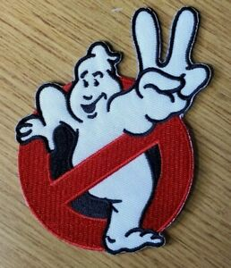 Ghostbusters 2 Logo patch 4 inches