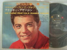 FRANKIE AVALON THE YOUNG FOUR VOL 8 / 7INCH PS EP