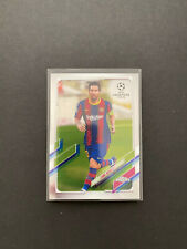 Topps Chrome Champions League UCL 2020/21 Lionel Messi 1