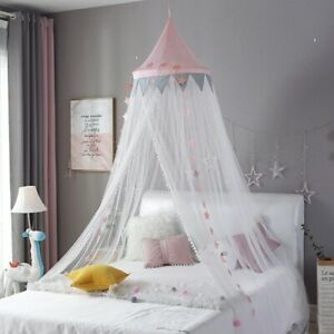 Baby Bed Canopy Bedcover Mosquito Net Curtain Bedding Accessories Decorations