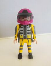PLAYMOBIL (S327) RACING - Pilote Moto Cross du Dakar 4426