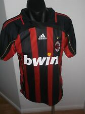 AC MILAN FOOTBALL CLUB ADIDAS JERSEY SHIRT MEN'S MEDIUM SOCCER No 1 CHELSEAFAN