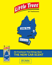 Magic Tree Little Trees Car Air Freshener - New Car Scent