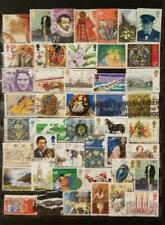 Great Britain All Different Commemorative Stamp Lot Used Uk United Kingdom T3416