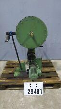 Elektro Abroller Aufroller Abrollhaspel Aufrollhaspel für Garn-Seil-Blech #29481