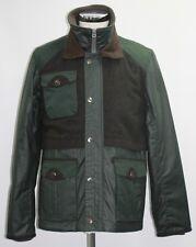 Men's Paul Berman, Green coat (M).. sample 3148