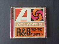 CD ATLANTIC R&B 1947-1974 - Vol. 5 1961-1965 The Platinum Collection