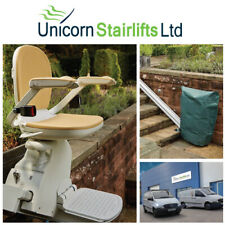 BROOKS 130 OUTDOOR STAIRLIFT | WEATHERPROOF | OUTSIDE STAIR LIFT | BRAND NEW