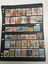 stamps  australia  -  used  -  Lot 244