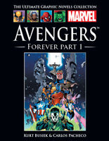 Avengers - Forever (Part 1) - Marvel Graphic Novel Collection - Vol 14 Issue 12