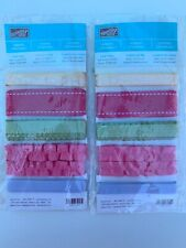 Stampin Up Ribbon Originals Lot Of 2 Fairy Tale Scrapbooking Crafts