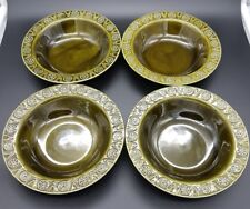 Crown Ducal bowls
