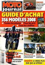 MOTO JOURNAL 1801 Essai HONDA 700 DN-01 HUSQVARNA SM 510 R GUZZI 1200 Stelvio