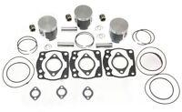 Polaris Ultra 680 Top End Rebuild Kit SPI Pistons Bearings Gaskets Std 66.60mm