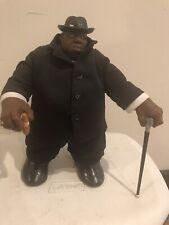 Mezco Notorious B.I.G. Biggie Smalls Figure Black Suit Loose & Complete