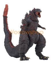 "NECA Shin Red Godzilla 6"" Action Figure Burning Kaiju 12"" Head to Tail 2016 New"