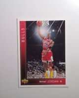 1993 Upper Deck UD Basketball #23 Michael Jordan Card Chicago Bulls