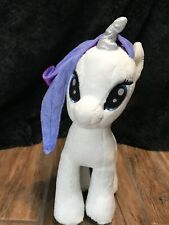 My Little Pony - Rarity Unicorn Plush Toy w/ Tag - Hasbro Aurora  2013 Th3L65