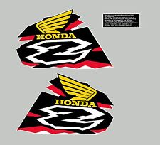 HONDA  Z50R 1998 DECAL SET WITH 1998 HEADTUBE DECAL INCLUDED