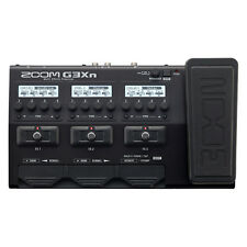 Zoom G3XN Guitar Multi-Effects Processor Footswitch w/ Built-In Expression Pedal