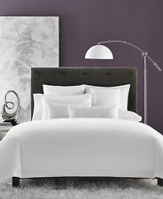 Hotel Collection 680 TC Supima Cotton FULL/QUEEN Duvet Cover WHITE Bedding F107