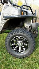 12'' Golf Cart Wheel and DOT tire Combo  12'' wheel  Club Car, EZ-GO and Yamaha