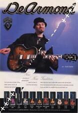 Skunk Anansie Ace UK 'Guitarist' Trade Press advert TRANSPARENCY