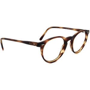 Ralph Lauren Polo Eyeglasses 2083 5007 Tortoise Round Frame 46[]20 145