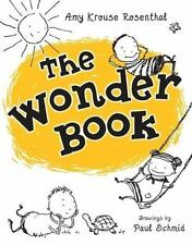 The Wonder Book by Amy Krouse Rosenthal (2010, Hardcover)