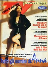 * TV RADIOCORRIERE N°33/1995 * PIPPO,OTTORINO,FIORELLO,TITO,FEDERICO,GIANCARLO