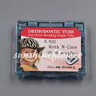 50 Sets Orthodontic Molar Bonding Buccal Tube 0.022 Roth Non-Convertible 2G