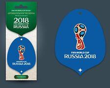 Fifa 2018 World CUP Russia, Hanging Car Freshener, new car, souvenir soccer